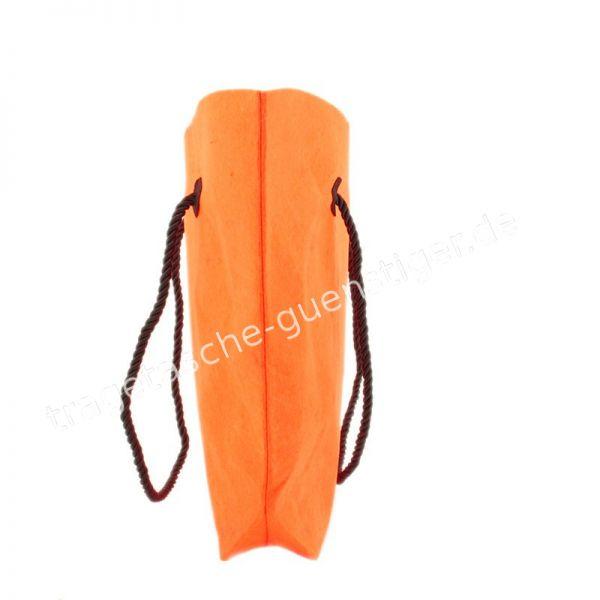 Filz Shopper Orange