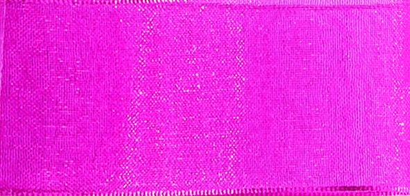 Organzaband 10mm/50m Pink