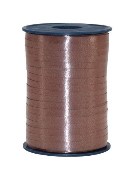 Ringelband 5 mm Braun
