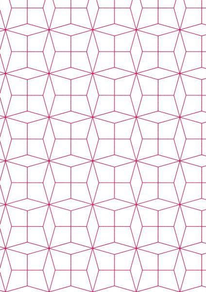 Geschenkpapier Glitter pinke Linien