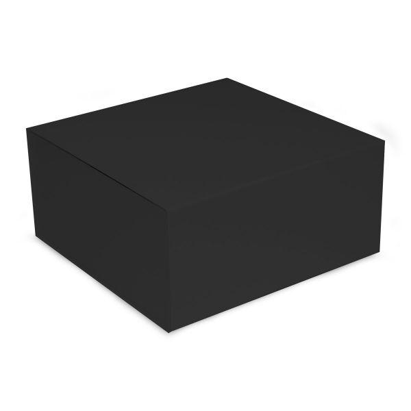Magnetfaltbox Schwarz matt in 3 Größen