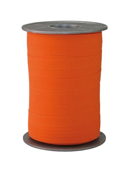 Ringelband Mattoptik Dunkel Orange