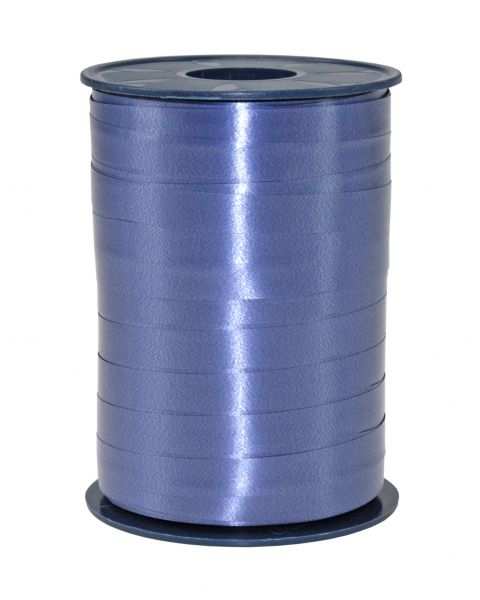 Ringelband 10 mm Mittelblau