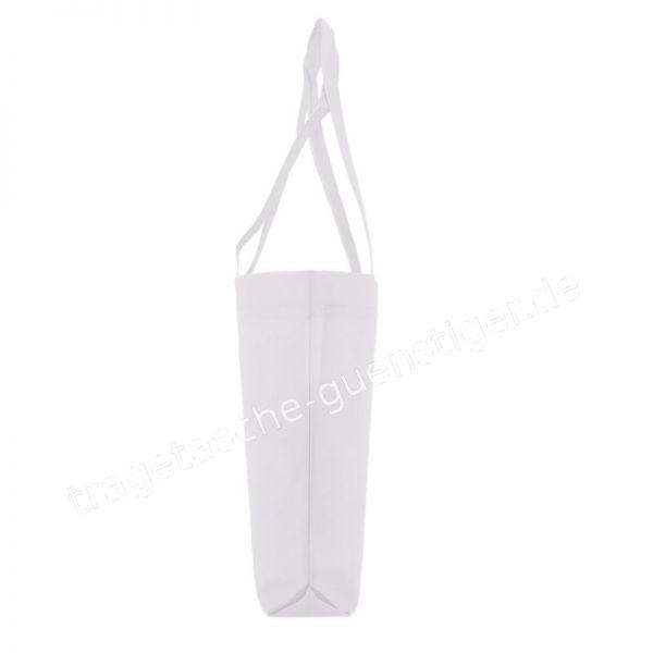 Non-Woven Taschen Weiß