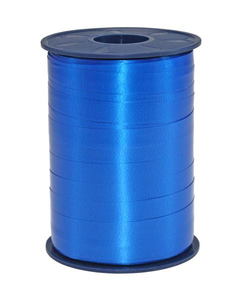 Ringelband 10 mm Blau
