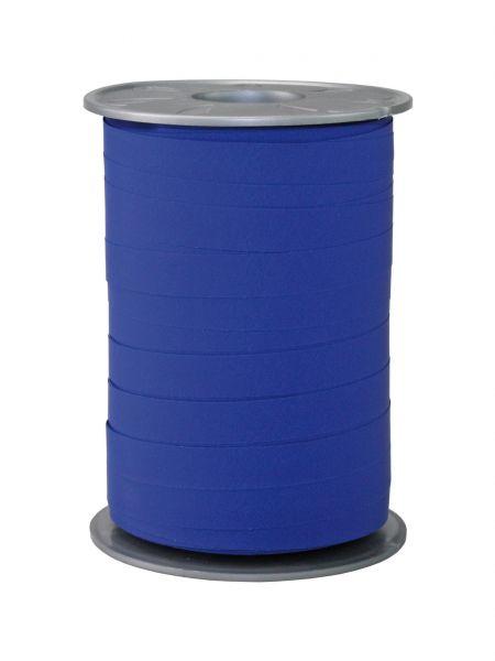 Ringelband Mattoptik Blau