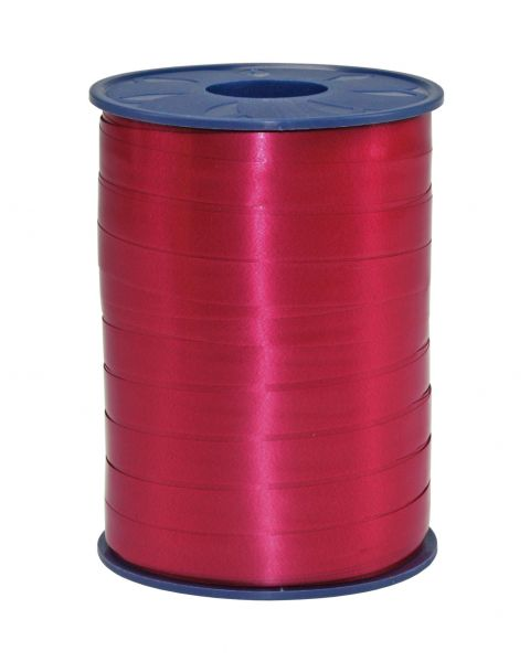 Ringelband 10 mm Weinrot