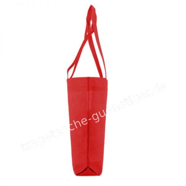 Non-Woven Taschen Rot