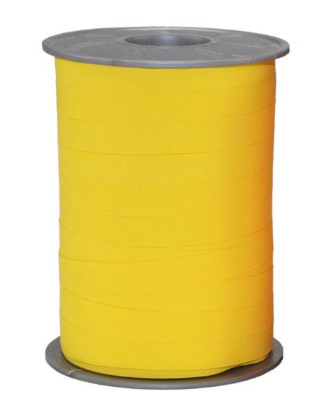 Ringelband Mattoptik Gelb