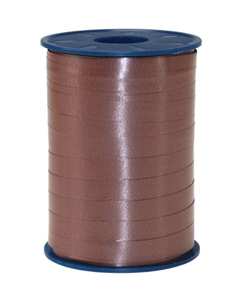Ringelband 10 mm Braun