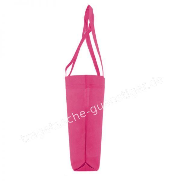 Non-Woven Taschen Pink