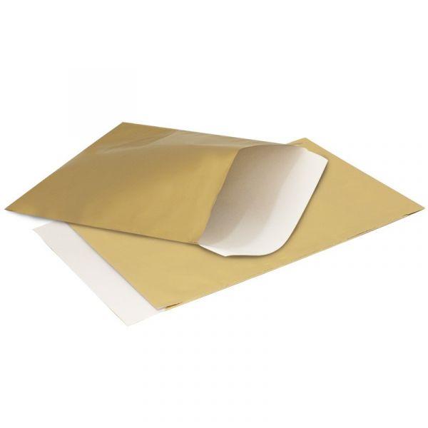 Geschenkbeutel 12x19cm Gold