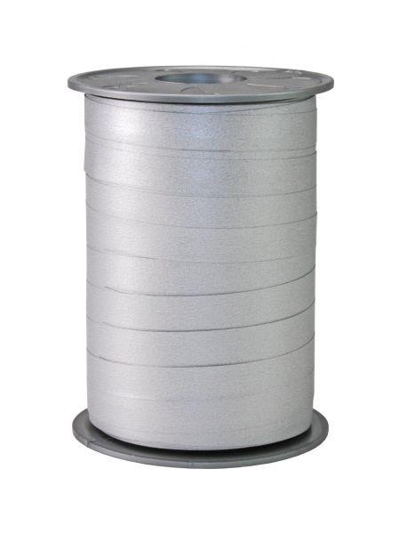 Ringelband Mattoptik Silber
