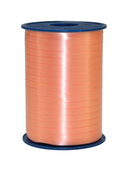 Ringelband 5 mm Apricot